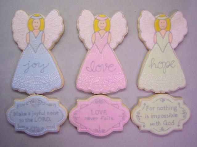 Angels of Joy, Love, & Hope