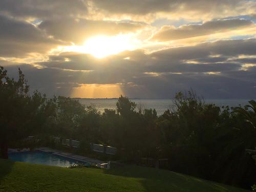 landscape bermuda garden morning sun art photo jonathan charles view