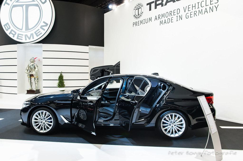 Trasco Bmw 540i Xdrive G30 Armored Sedan 2998 Cc 6 Cylind Flickr