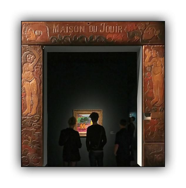Série Expo Gaugin: N° 1