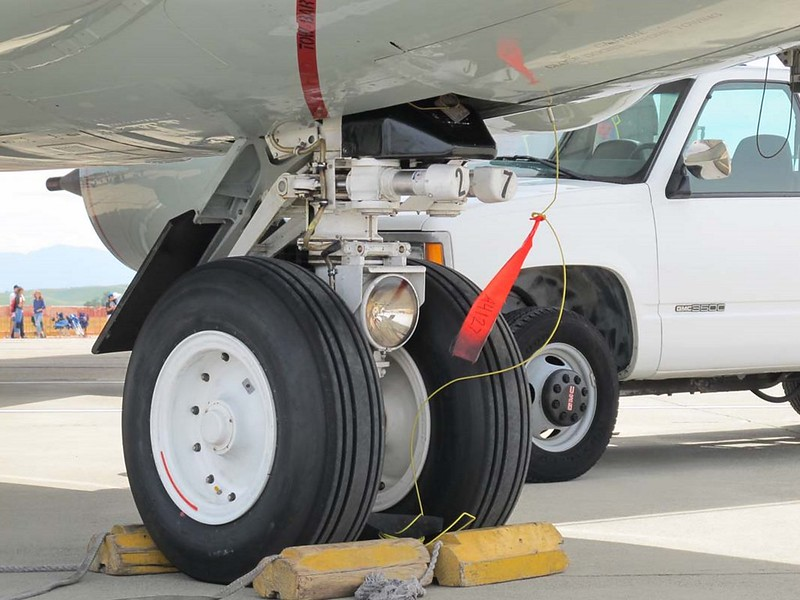 Boeing TC-135W Rivet Joint Trainer 7