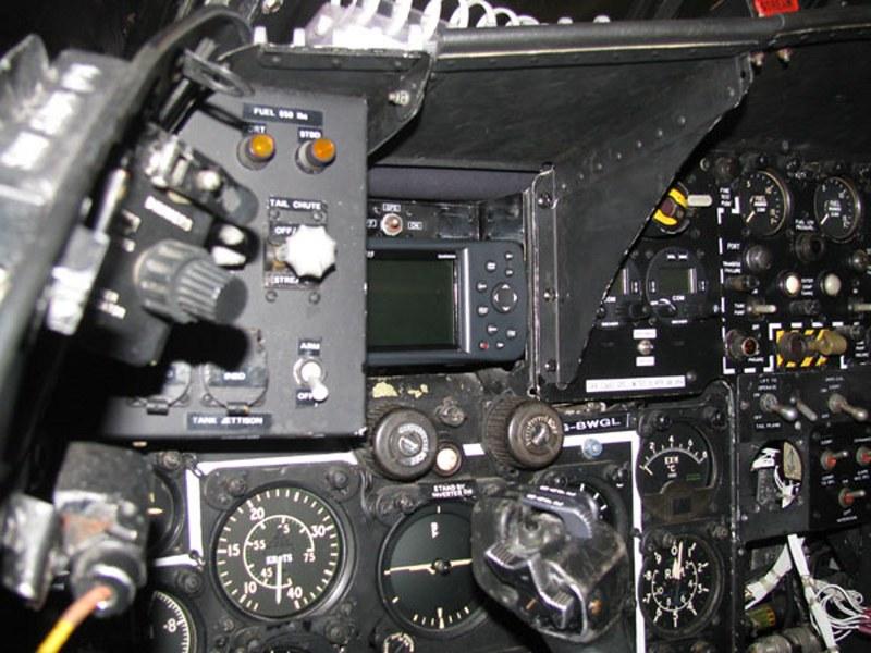 Hawker Hunter T-7 2