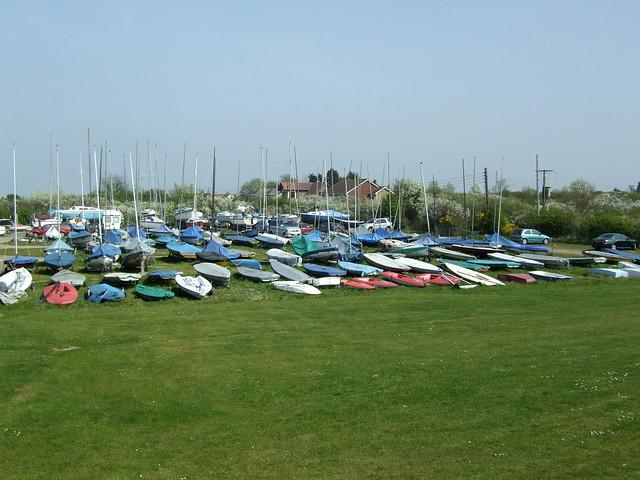 Maylandsea Sailing club