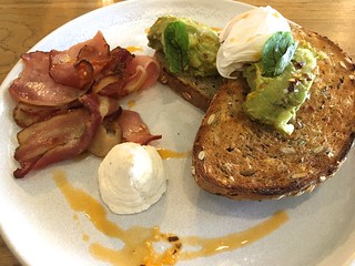 My First Smashed Avocado on Toast | by cogdogblog