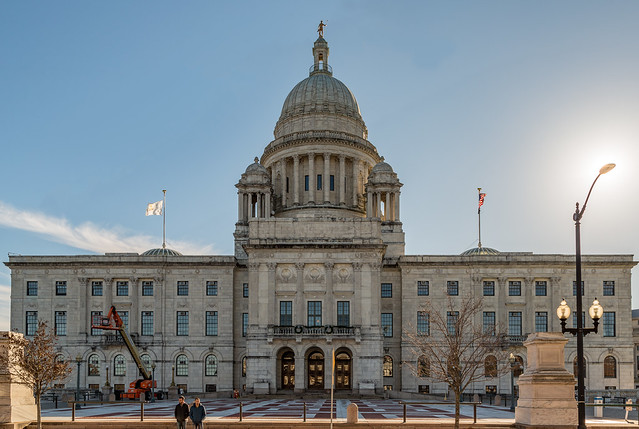 Providence, Rhode Island - Capitol Building
