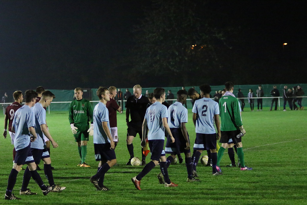 Buckingham Athletic U18 v Northampton Town U18 FAYC