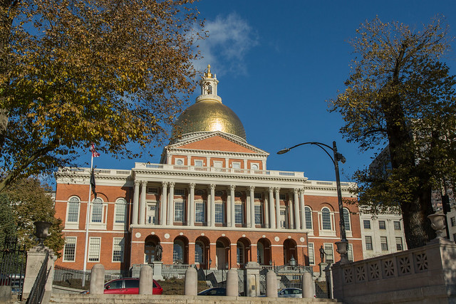 State Capitol, Boston, Massachusetts