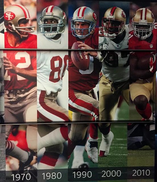 #49ers #49ersMuseum #LevisStadium #FootballMuseum
