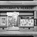 Herbert's photography shop, Weymouth, 1959 (ref: D-HBT/3779)