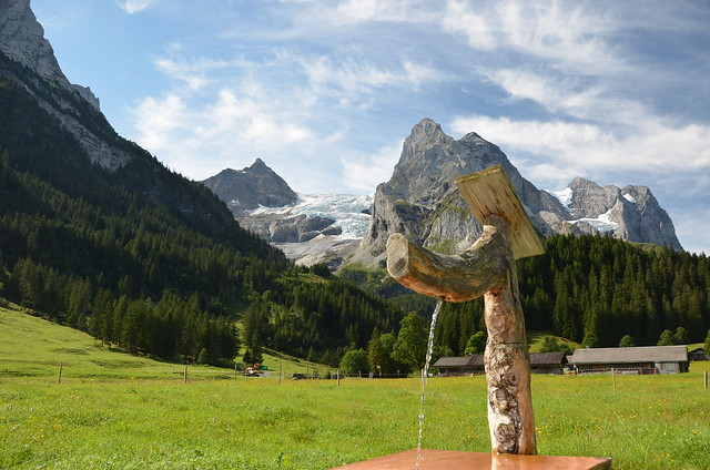 Rosenlauital,Switzerland