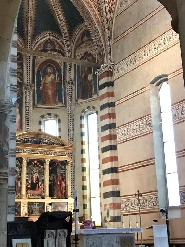Altar of San Zeno