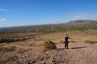 Lost Dutchman Linda on the Prospector View trail | by Pierre Yeremian