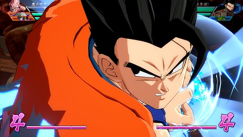 Gohan (Adult)_Ultimate Z Attack_Ultimate Kamehameha01_11_21_17 | by Gamers nGeeks