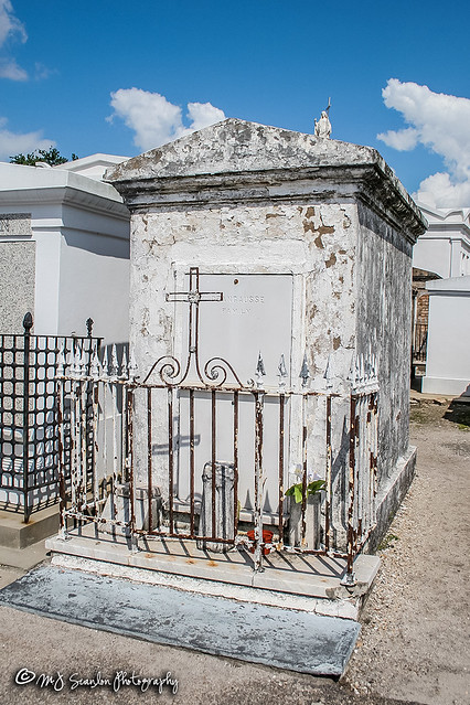 St. Louis Cemetery No. 1 | New Orleans, Louisiana