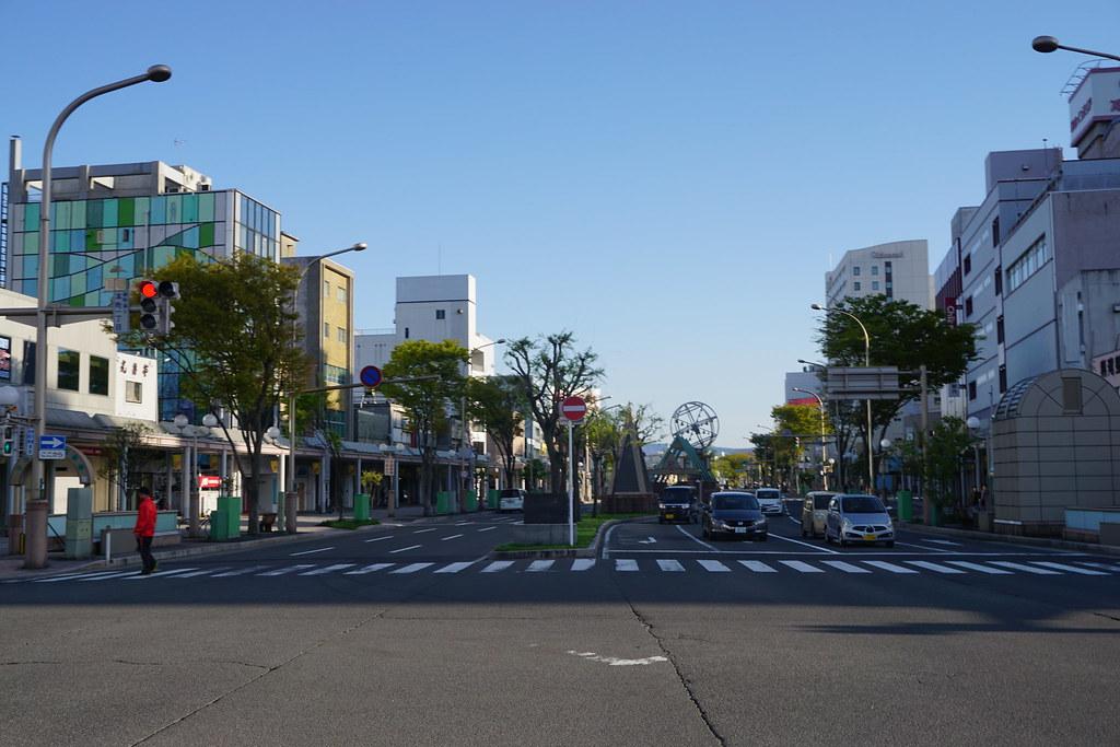 柳町通り#1