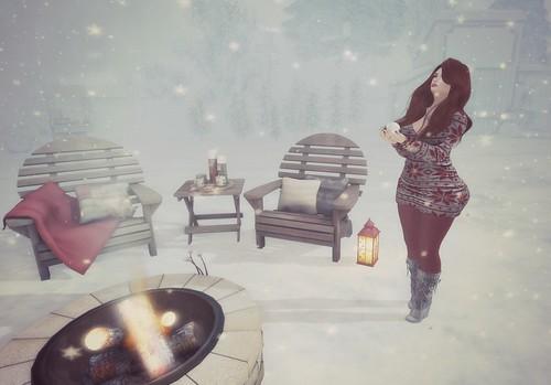 Winter daydreams | by Lucie Bluebird-Lexington