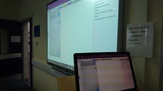 Classroom OneNote in the Classroom