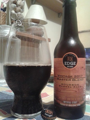 Edge Brewing Vintage Blend 2017 | by pep_tf