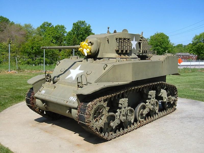 M5A1 Stuart 1