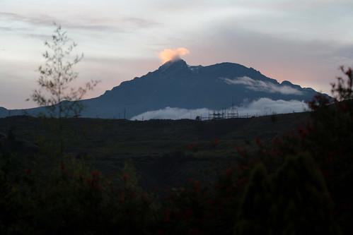 ecuador imbabura imbarra cotacachi volcano cananvalle