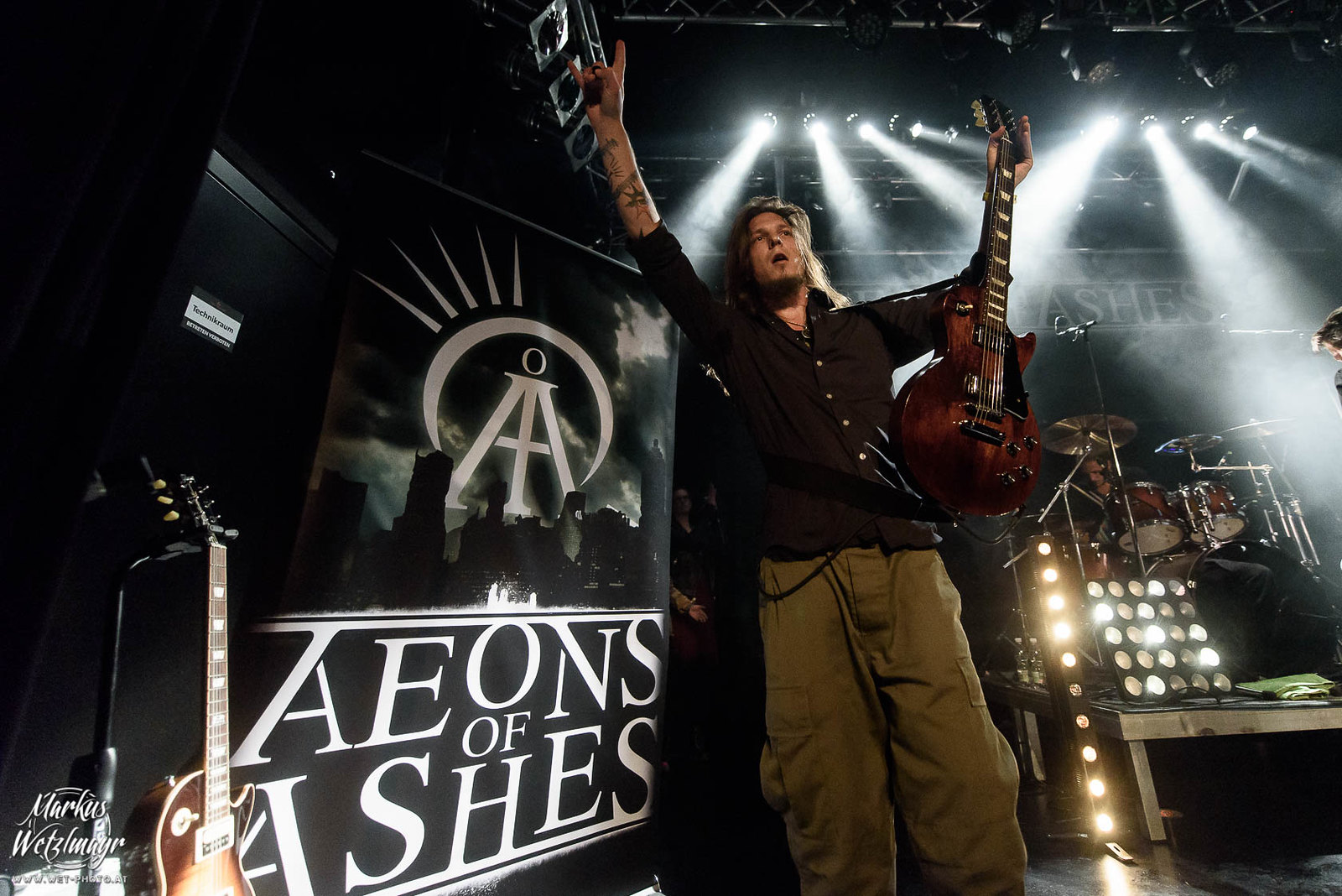 AEONS OF ASHES - Tales From The Moshpit LVIII, Frei:Raum St. Pölten
