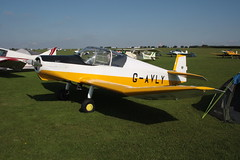 G-AVLY Wassmer Jodel D.120A [331] Sywell 020917