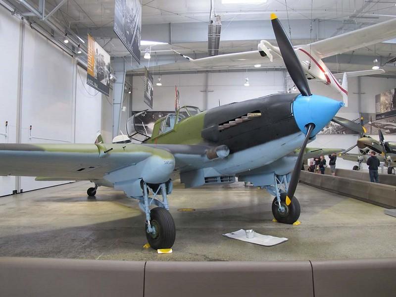 Iljušin Il-2M3 1