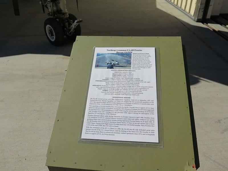 Grincheux EA-6B Prowler 3