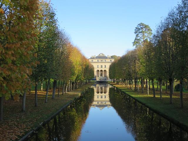 Quel est ce lieu??? Le Palais abbatial de l'abbaye de Royaumont (1787), Asnières-sur-Oise (95) [Explore du 24 novembre 2017]