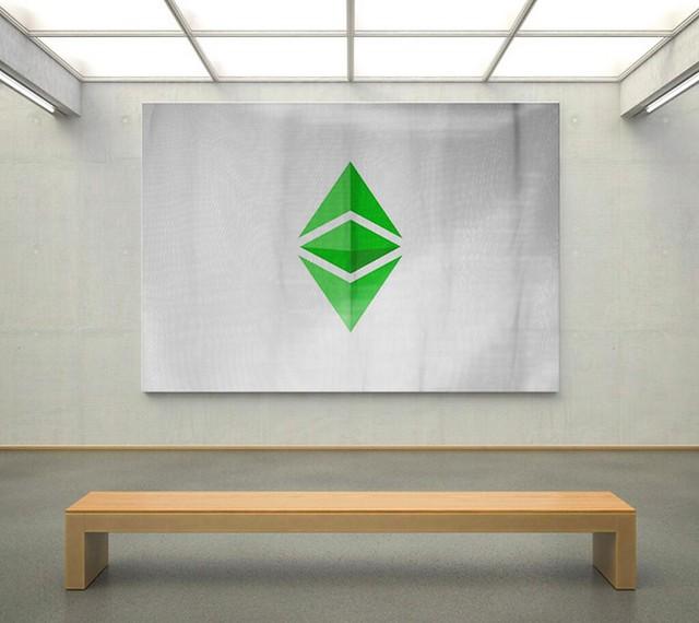 ETC Logo Design - Cryptocurrency Gallery