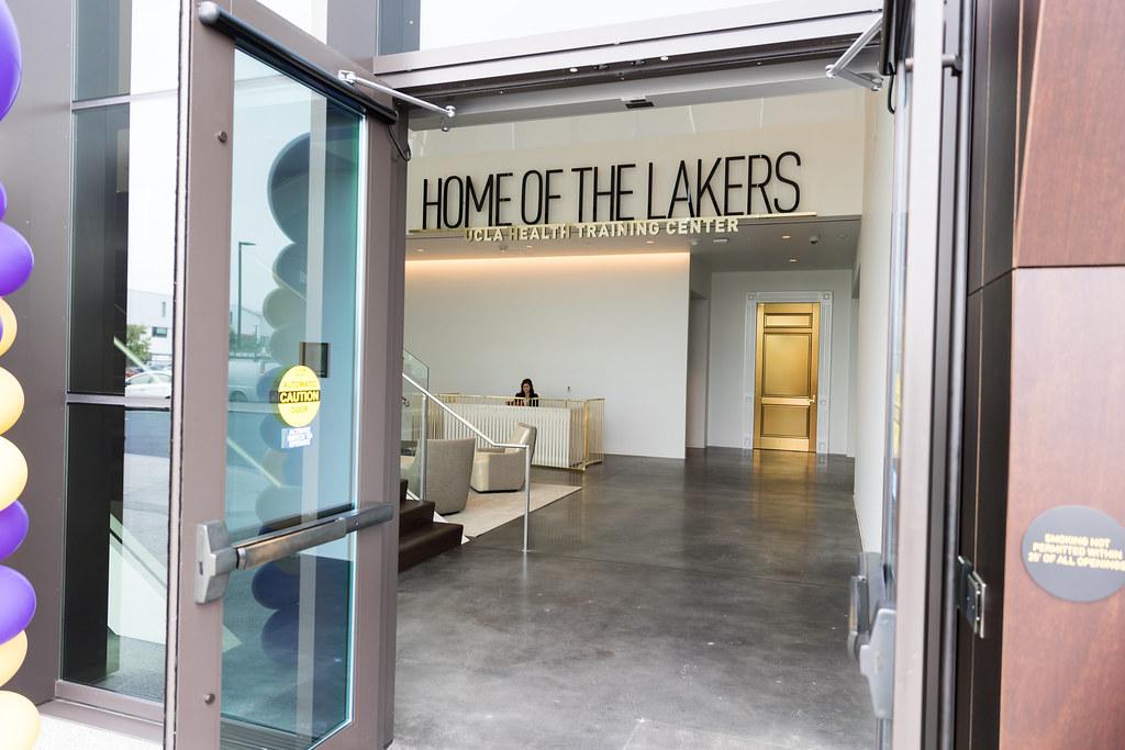 UCLA Health - Los Angeles Lakers Partnership | The Los Angel… | Flickr