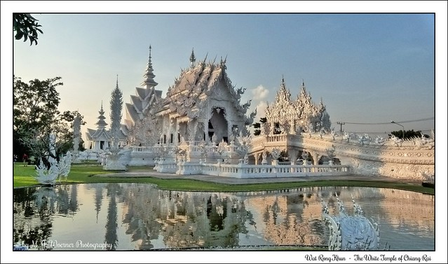 Wat Rong Khun - The White Temple of Chiang Rai 12