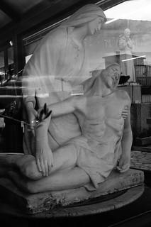 la spiritualità in vetrina