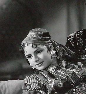 Nalini Chonker in Saazish-1959