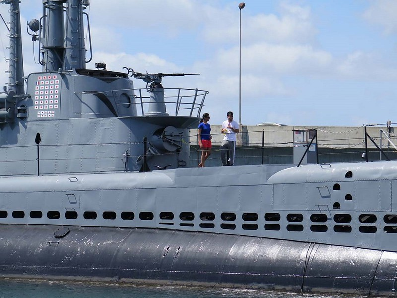 USS Bowfin SS-287 6