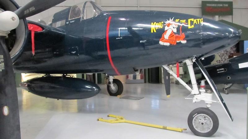 Grumman F7F-3 Tigercat 4