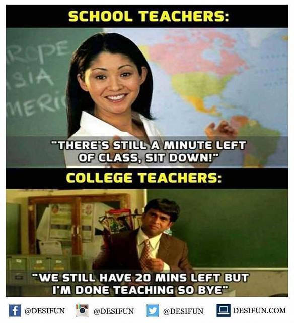 SCHOOL TEACHERS AE Ri THERE S STILL A MINUTE LEFT OF CLASS… | Flickr