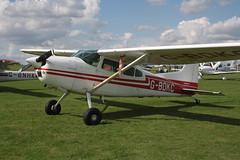 G-BDKC Cessna A.185F [185-02569] Sywell 010917