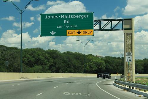 Wurzback Parkway East: Jones-Maltsberger Exit | by formulanone
