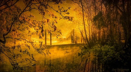 warmth warmcolors light nature naturesbeauty naturalbeauty beauty inspirational heaven lightrays shaftoflight illumination water river creek sunrise spiritual mist misty mistoverwater serenity