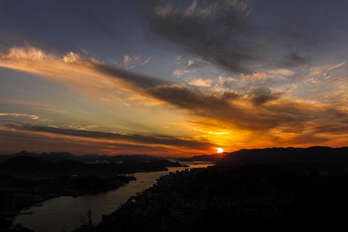 sigma sd1merrill sd1m foveon art 1835mm japan 尾道 sunset glow