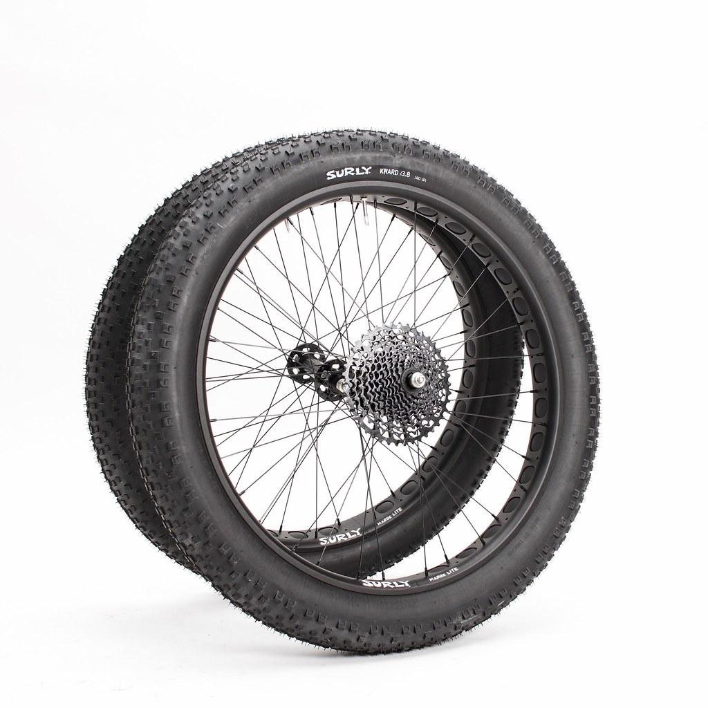 Surly Wednesday Wheelset | Ready for next custom bike! A lov