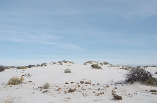 White Sands dunes | by Pierre Yeremian