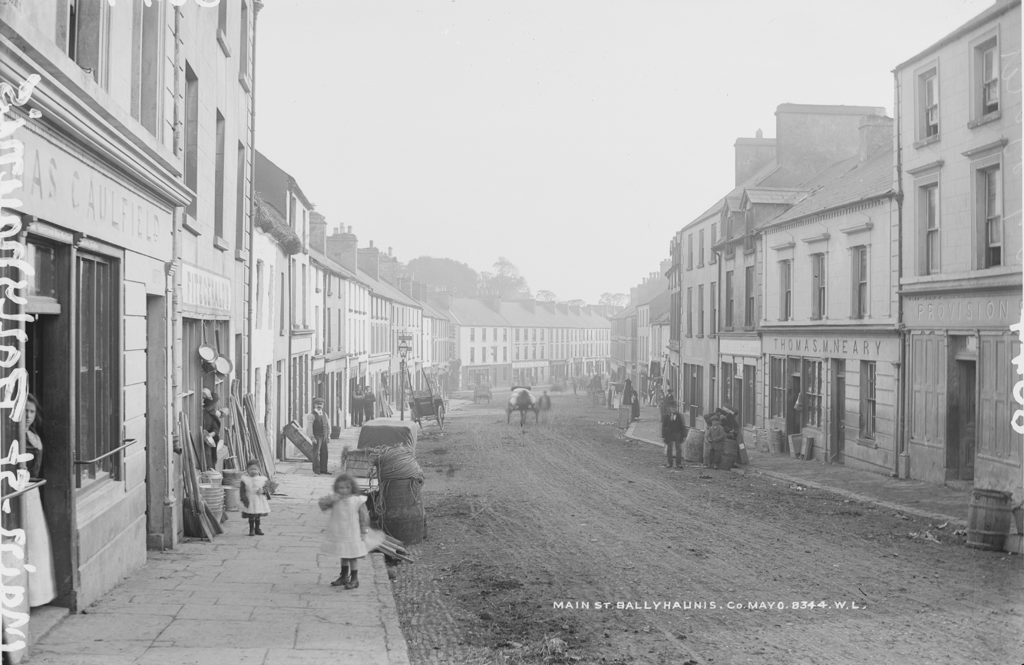 Main Street, Ballyhaunis, Co. Mayo