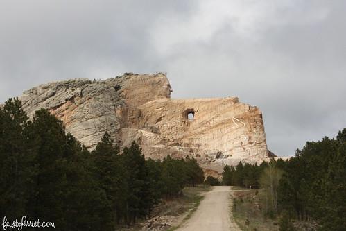 MidWestRoadTrip_Crazy Horse Memorial_feistyharriet_June 2015 (1) | by FeistyHarriet