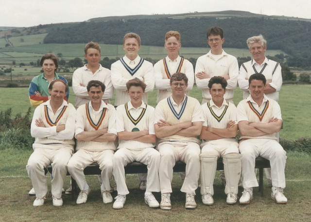 Steeton 2nd XI 1991