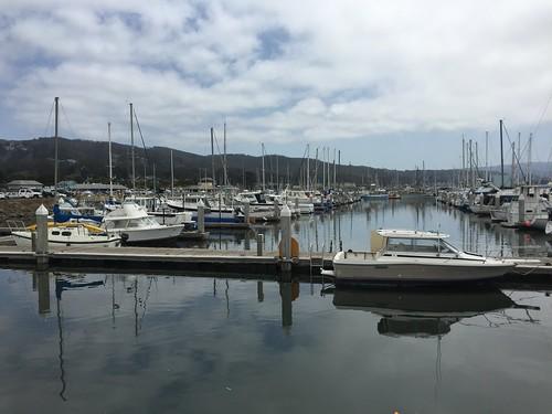 Marina, Half Moon Bay