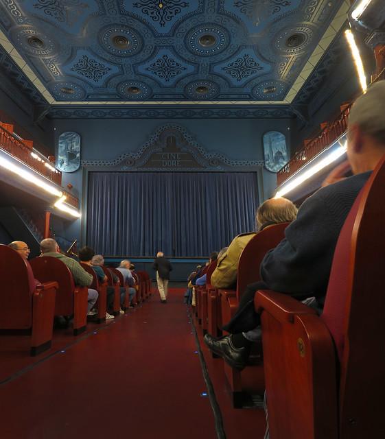 Cine Dore, Madrid (2017)
