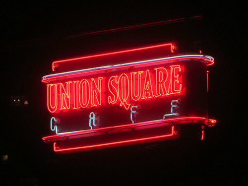 Union Square Cafe | by edenpictures