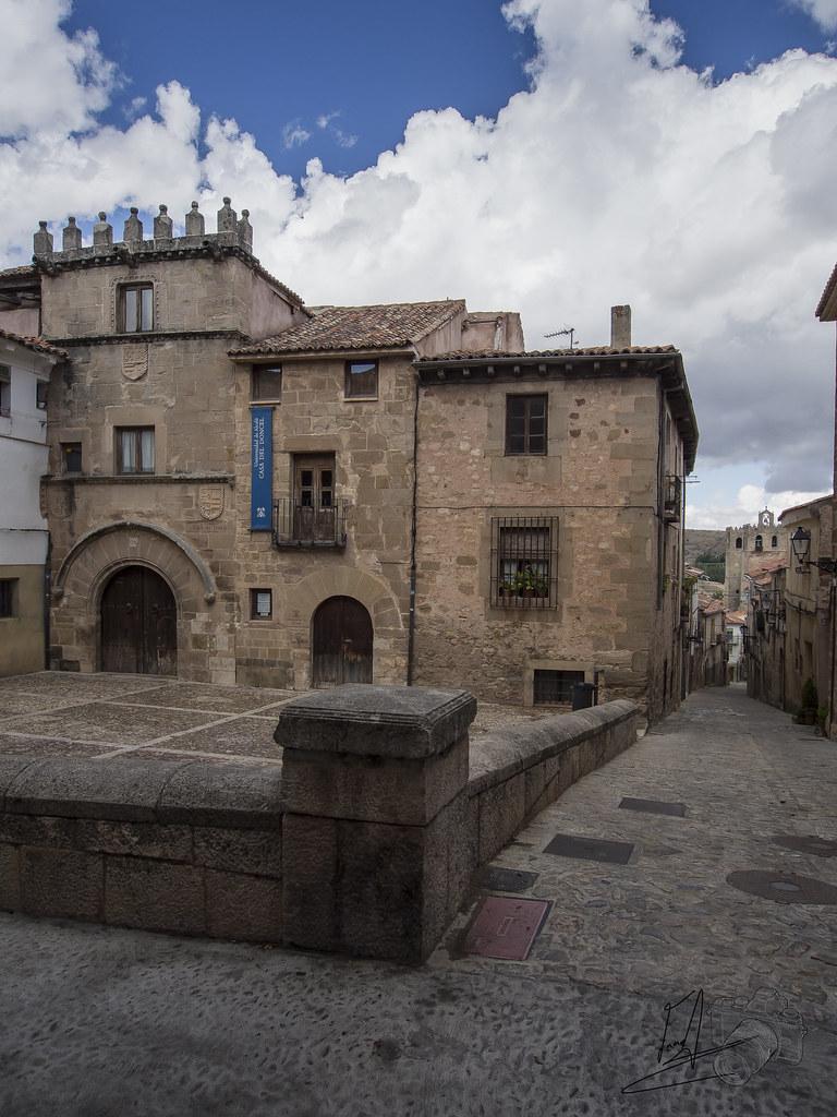 Resultado de imagen de casa del doncel sigüenza guadalajara